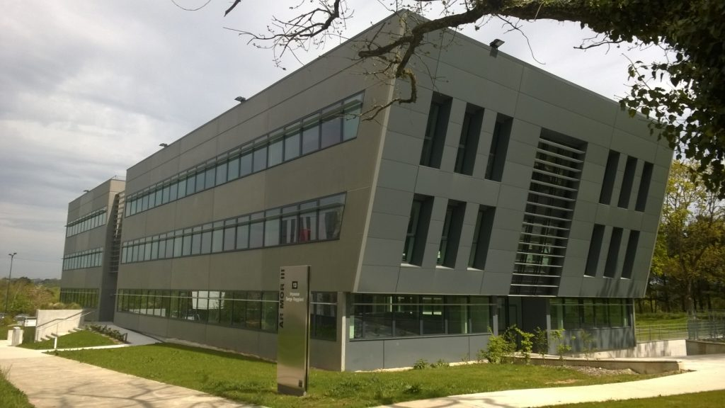 L'immeuble Armor III