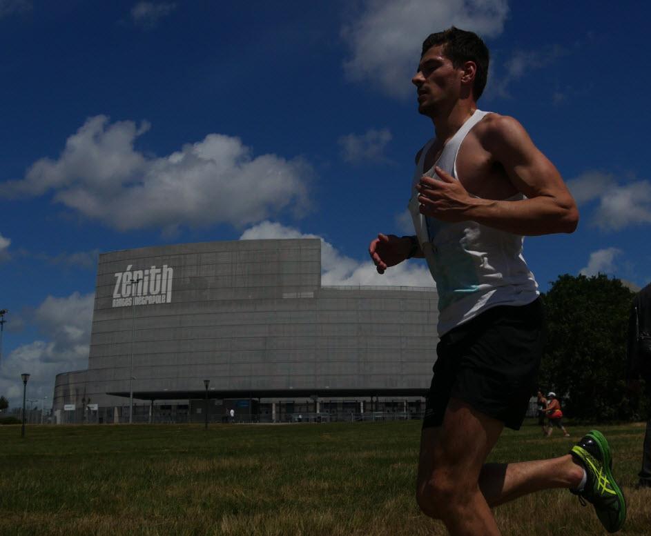 La victoire se joue au meilleur temps des 6 tours sur un parcours de 1,5 km qui fait le tour du Zénith de Nantes.